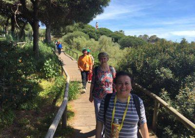 Escursión de Senderismo en la Sierra de Huelva