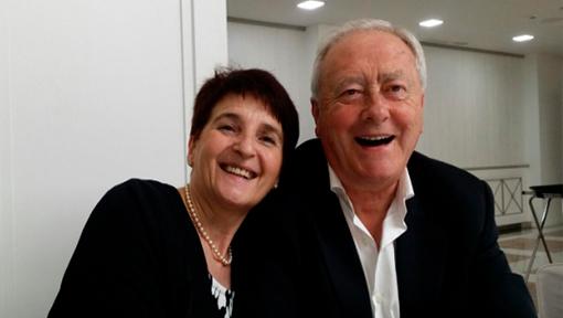 Juan Ortiz y María Teresa