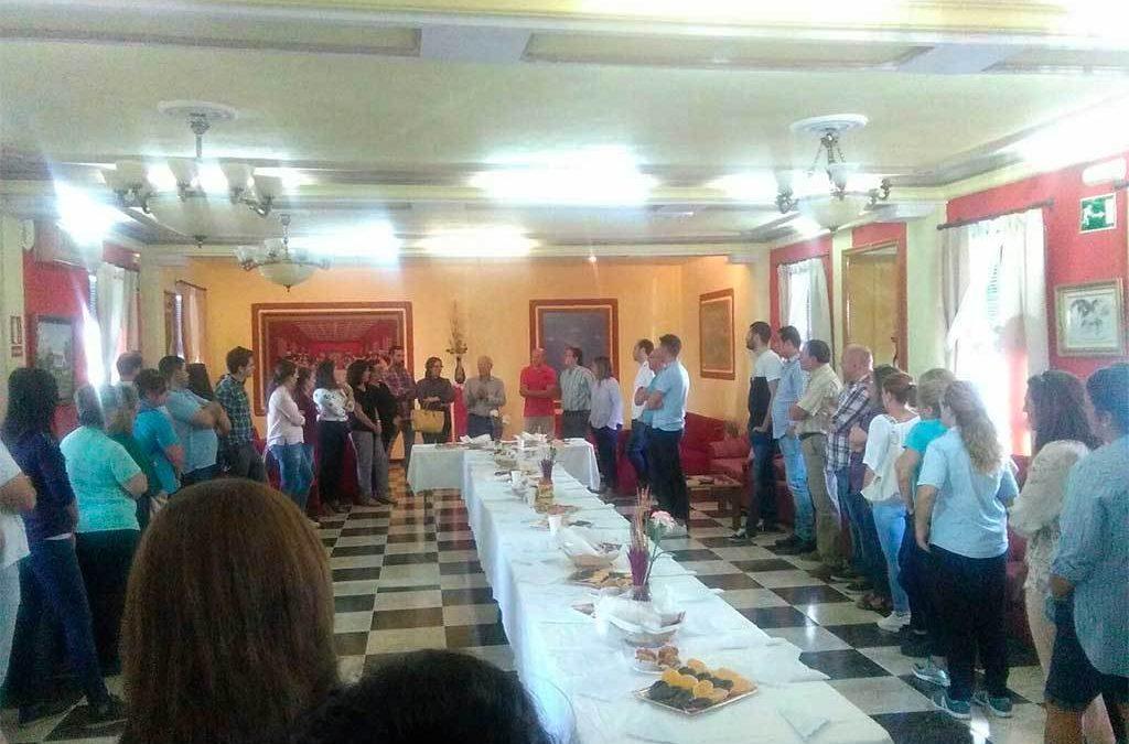 La Casa-Hogar El Cristo Roto, de la Asociación de Obras Cristianas de Gibraleón, conmemora el XXXI aniversario de su fundación